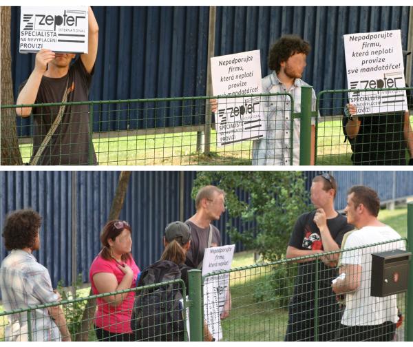 Video_Mostecká solidární síť vs. Zepter International s.r.o.