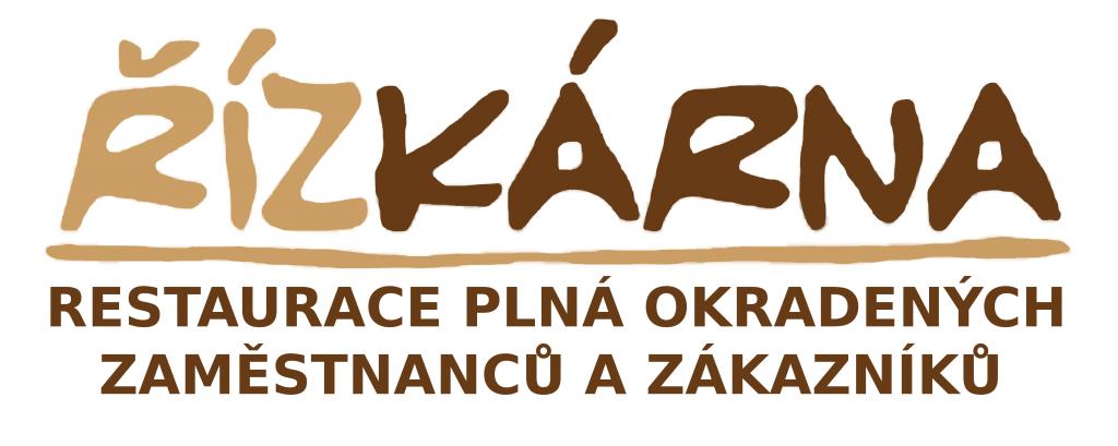 Logo_Řízkárna_restaurace plná okradených zaměstnanců