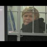 Bývalá zaměstnankyně restaurace Řízkárna zatčena při poklidném protestu