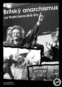 Britský anarchismus za thatcherovské éry_titulka