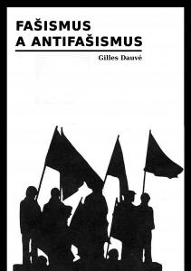 Fašismus a antifašismus_G.D_obálka