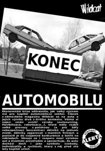 Konec automobilu_obalka